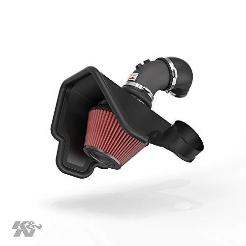 K&N Cold Air Intake Kit: High Performance, Guaranteed to Increase Horsepower: 2010-2012 Hyundai Genesis Coupe, 2.0L L4, 69-5302TTK