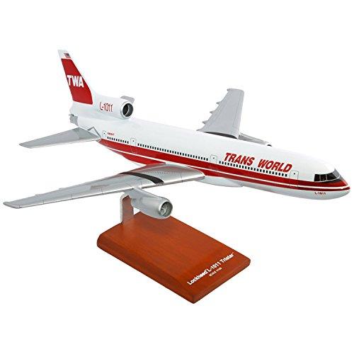 Executive Series TWA L-1011 1/100 RED Stripe Livery