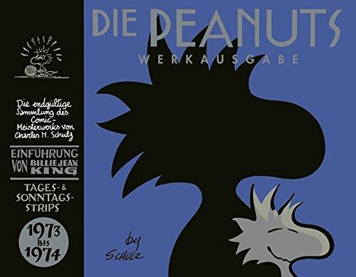 Die Peanuts Werkausgabe, Band 12: 1973-1974