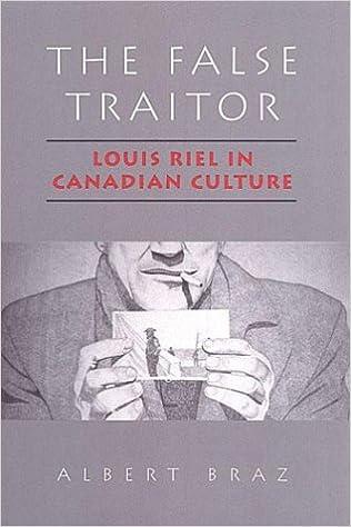 louis riel traitor