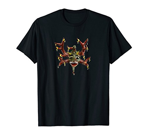Puerto Rico Mask Tshirt Vejigante Tshirt Boriqua Tee Shirt