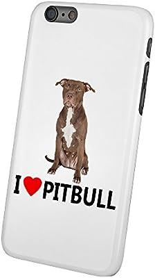 iPhone 6 para Pitbull - rosa con perros de pantalla Pitbull ...