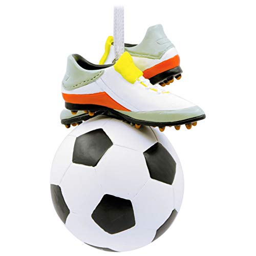 Hallmark Soccer Ball and Cleats Ornament Sports & Activities