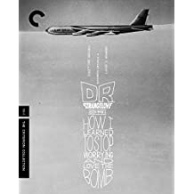 Dr. Strangelove, Or: How I Learned to Stop Worrying and Love the Bomb (The Criterion Collection) [Blu-ray]