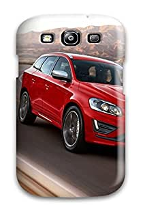 Hot Tpu Cover Case For Galaxy/ S3 Case Cover Skin - 2014 Volvo Xc60 R-design