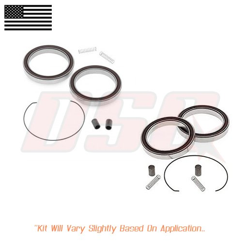 ATV Aftermarket One Way Clutch Bearing Kit For 2005 Can-Am Outlander 400 (Dsc 4 Wire)