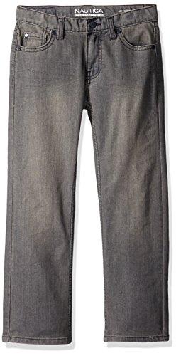 Denim Stretch Pants - 4