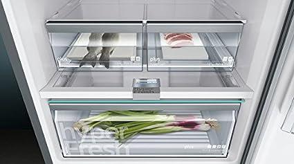 Siemens Kühlschrank Alarm Leuchtet : Siemens iq kg nhx p stand kühl gefrierkombination a