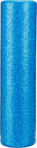Large Product Image of AmazonBasics High-Density Round Foam Roller, Black and Speckled Colors