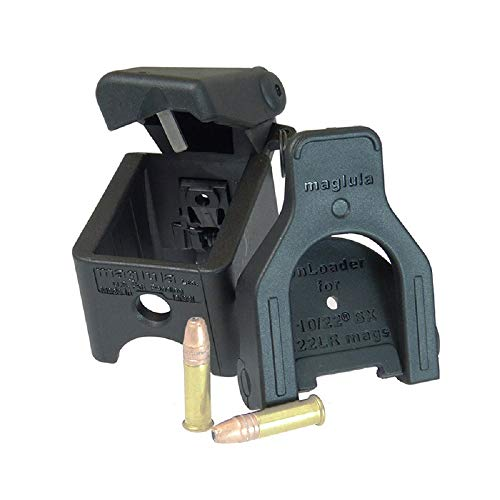Maglula Ruger 10/22 .22LR LULA Rifle Magazine Speed Loader & Unloader Set LU30B