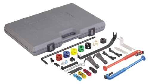 OTC 6508 Full-Coverage Master Disconnect Tool Set (Otc Gm Fuel Line)