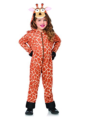Little Girls' Melman the Giraffe Child Costume - S]()