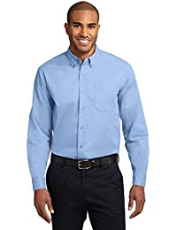"<span class=""a-offscreen"">[Sponsored]</span>Men's Long Sleeve Wrinkle Resistant Easy Care Shirts in Regular, Big & Tall"