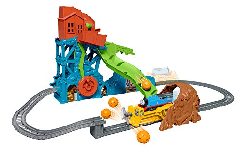 Fisher-Price Thomas & Friends TrackMaster, Cave Collapse (Thomas The Train Trackmaster Sets)