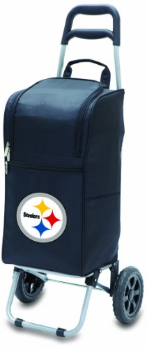 Pittsburgh Steelers Insulated Wheeled Trolley