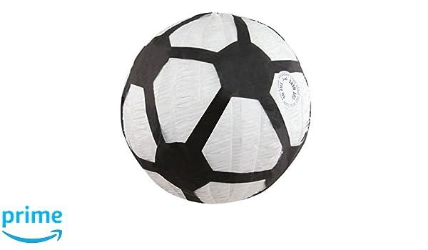 P tit payaso 82181 Pinata De balón de fútbol - 25 x 25 x 25 cm ...