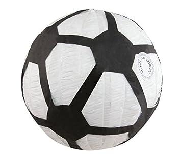 P tit payaso 82181 Pinata De balón de fútbol - 25 x 25 x 25 ...