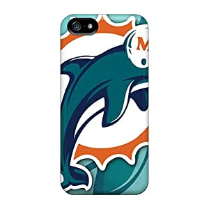 New Iphone 5/5s Case Cover Casing(miami Dolphins)