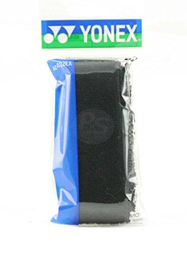Yonex AC402EX Racquet Towel Grip (Black)
