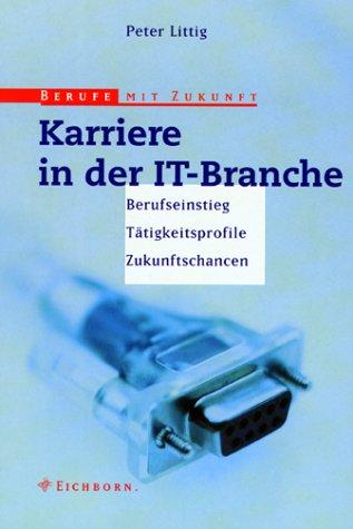 Karriere in der IT-Branche: Berufseinstieg - Tätigkeitsprofile - Zukunftschancen
