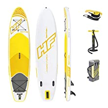 Tabla Paddle Surf Hinchable Hydro-Force Cruiser Tech Bestway 305x84x12 cm con Inflador Manual