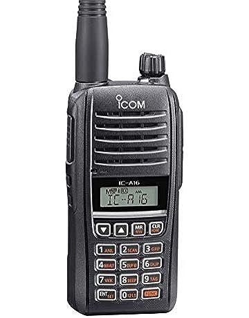 Amazon com: Aviation Handheld Radios: Electronics