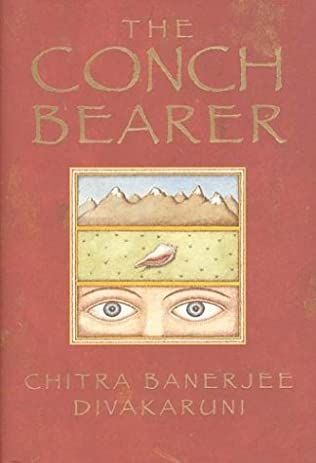 book cover of The Conch Bearer