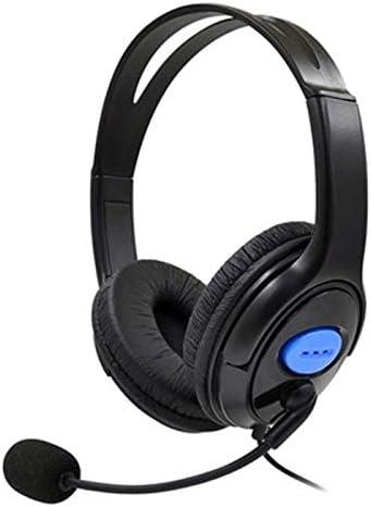 JUAN Auriculares con Cable de Juego para Playstation 4 Jugadores ...