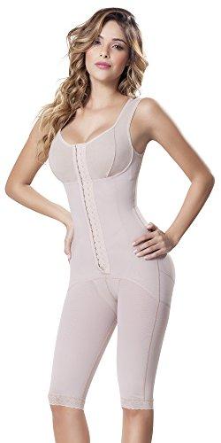 7bda6e2460a40 Fajitex Fajas Colombianas Reductoras y Moldeadoras High Compression  Garments After Liposuction Full Bodysuit 023750