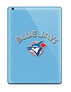 New Snap-on AshleyPWeber Skin Case Cover Compatible With Ipad Air- Toronto Blue Jays