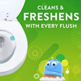 Scrubbing Bubbles Fresh Gel Toilet Bowl Cleaning