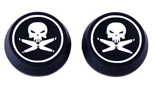 Bestem Aerial BT-PHANTOM-KNOB11 Phantomknob Skull and Prop Precision Control Knob for DJI Phantom Controller, Pair