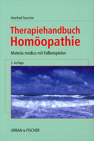 Therapiehandbuch Homöopathie