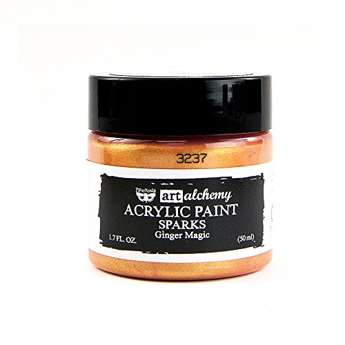 Prima Marketing Art Alchemy - Sparks - Ginger Magic 50ml