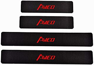 Door Sill Cover Scuff Plate Protect Guard 4Pcs Brushed S.Steel FORD KUGA 2013