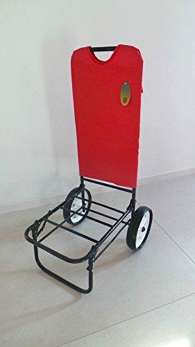 George Bernard Quasi morto elezione  Carrello spiaggia trolley – TravelKit