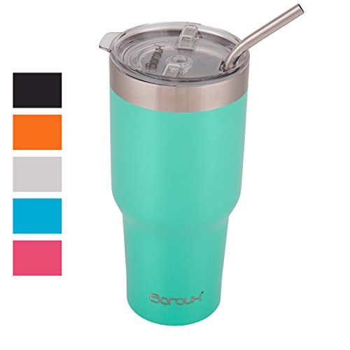 Boroux Climate Insulated Stainless Tumbler
