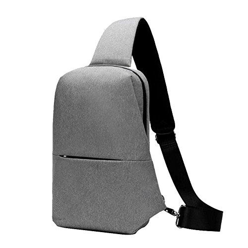 Sling Shoulder Cycling Bag Backpack Crossbody Rucksack Chest Jr Daybacks xkbh crrpOt