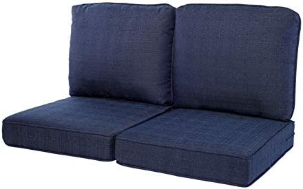 Quality Outdoor Living 29-BL02LV Loveseat Cushion