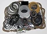 Wellington Parts Corp FORD 5R55W/5R55S TRANS. MASTER REBUILD KIT w/STEELS & PISTONS (2002-UP) #46006A