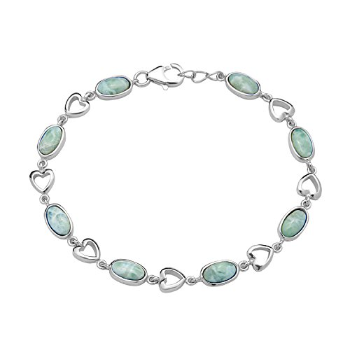 Beaux Bijoux Sterling Silver 7.5