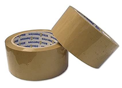 Brown Tape 2 Inch 50 M WONDER 555