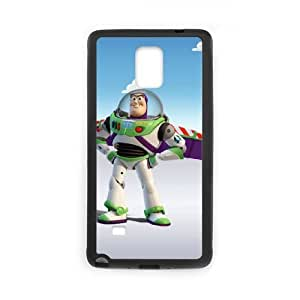 Samsung Galaxy Note 4 Cell Phone Case Black Toy Story 35 Iikqj