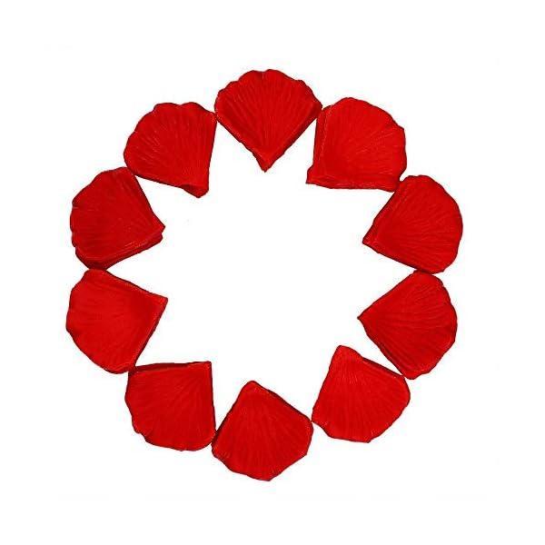 KIRIN-Rose-PetalsArtificial-Red-Roses-Petals-Silk-Fake-Flower-Petals-2000-PCS-Faux-Rose-Petals-Wedding-Decorations-Flower-Confetti