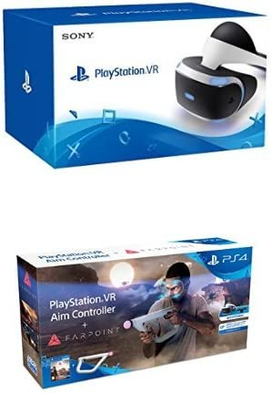 Sony PlayStation VR (PS4) + Pack: Farpoint + Aim Controller ...
