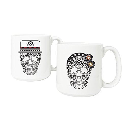 Cathys Concepts Sugar Skulls Coffee
