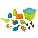 PlayGo Deluxe Sand Castle Playset