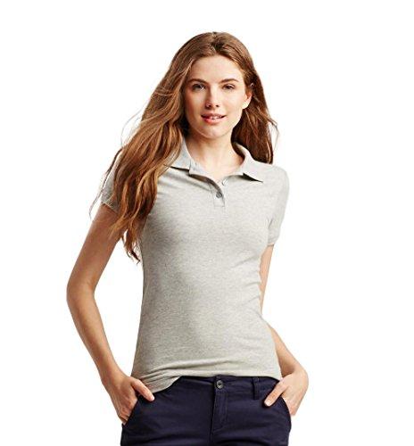 Aeropostale Womens Solid Uniform Shirt