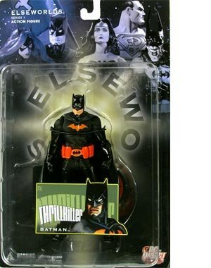 Elseworlds Series 1: Thrillkiller Batman Action Figure by DC Comics Dc Direct Elseworlds Series