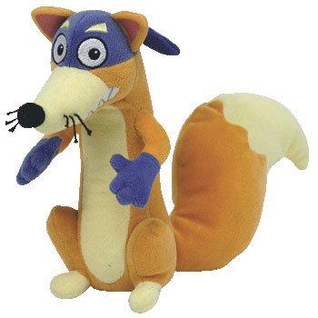 Ty Beanie Baby Swiper Doras Fox by Ty
